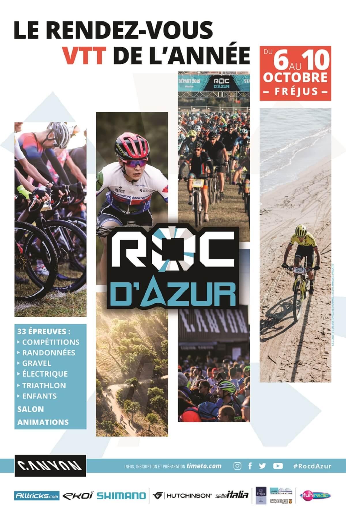 Roc d'Azur 2021